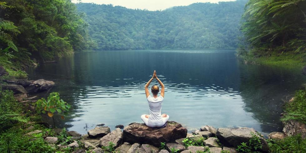 Grounding Yoga w/ Eunice Chung