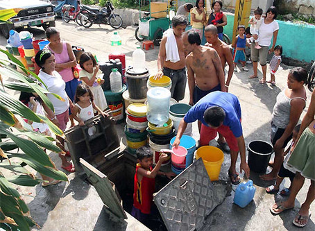 News: Philippine Water Crisis in International Perspective...