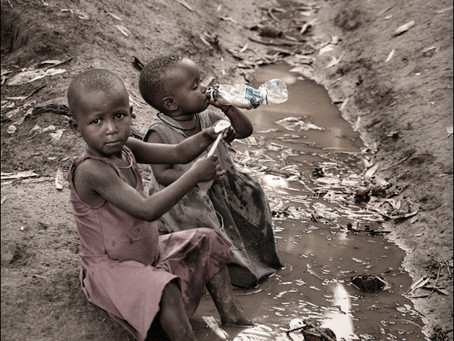 Pure Drinking Water Is Essential For Life...In Africa