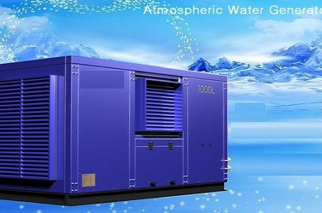 Industrial Atmospheric Water Generators