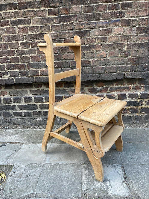 Chaise/escabeau