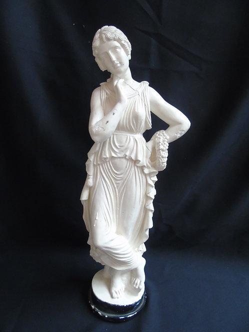 Statue femme greco-romaine