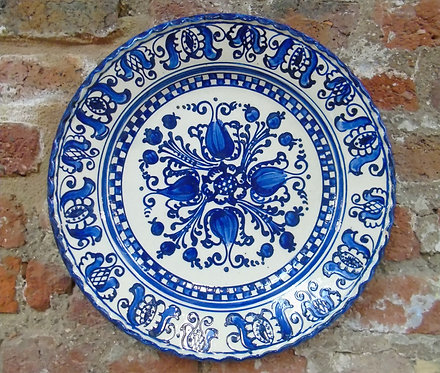 Assiette décorative portugaise