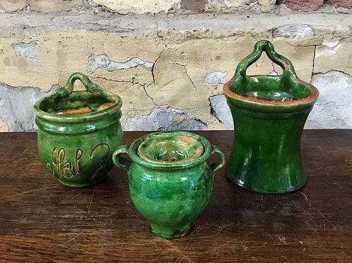 3 poteries provençales