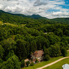 Blue Ridge Mountains Setting
