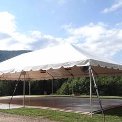 Vineyard Overlook Permanent Tent