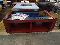 REF. A635 MESA DE CENTRO - COFFEE TABLE 110 x 60 cm. 75€