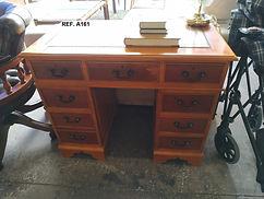 Ref. A161 Escritorio - Desk 90 x 50 cm. 75 cm. Alto/High 145€
