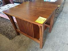 REF. A629 MESA AUXILIAR - SIDE TABLE 56 x 66 cm. 85€