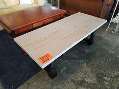 Ref. A121 Mesa de centro - Coffee table 120 x 50 cm. 65€