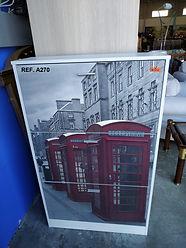 REF. A270 ZAPATERO - SHOE CABINET 75 X 25 CM. 125 CM. ALTO/HIGH 45€