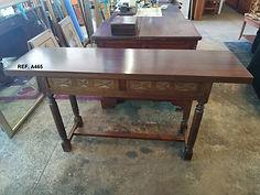 REF. A465 MESA PLEGABLE - FOLDING TABLE 140 X 75 cm. 165€