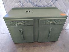Ref. A123 Aparador bajo - Sideboard 120 x 45 cm. 75 cm. Alto/High 135€