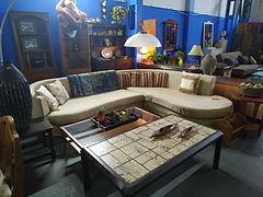 Sofá rinconera - Corner sofa 265 x 225 cm. 265€