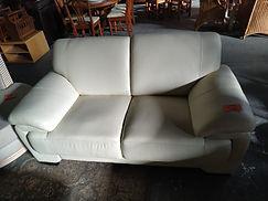Sofá 2 plazas - 2 seaters sofa 165 x 90 cm. 195€