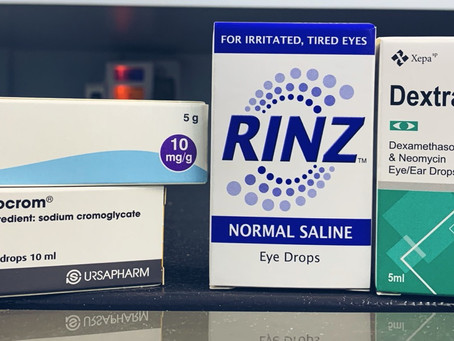 Proper Use of Ear and Eye Products