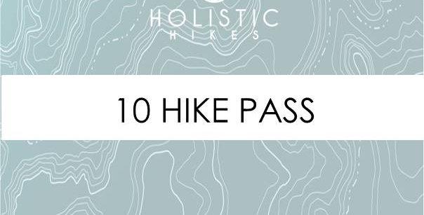 10 HIKE PASS