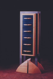 Entry cabinet 2001