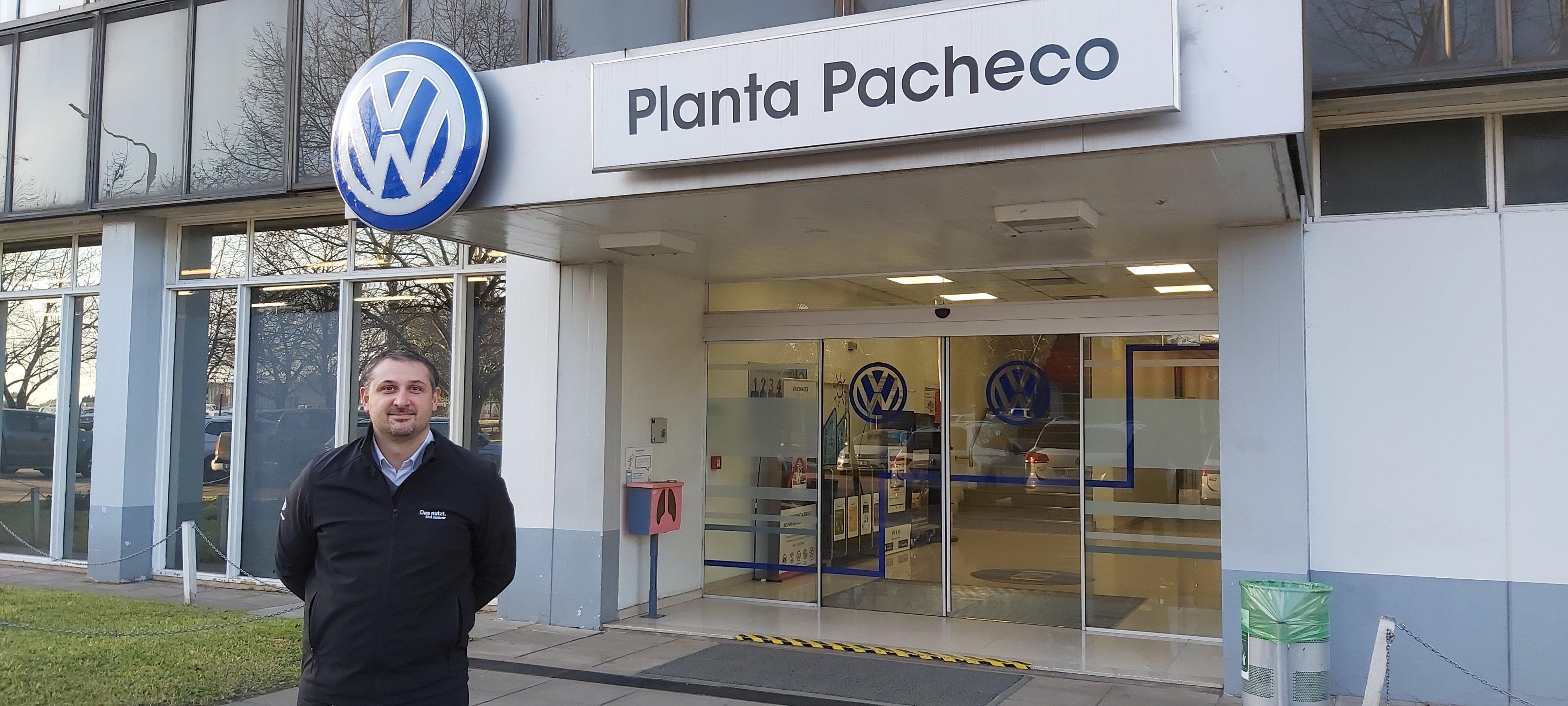 Juan Pablo Maineri (VW)