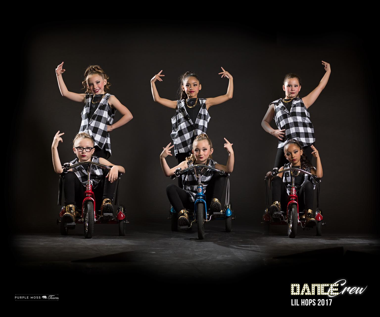 DCREW Little Hops Cruisin group