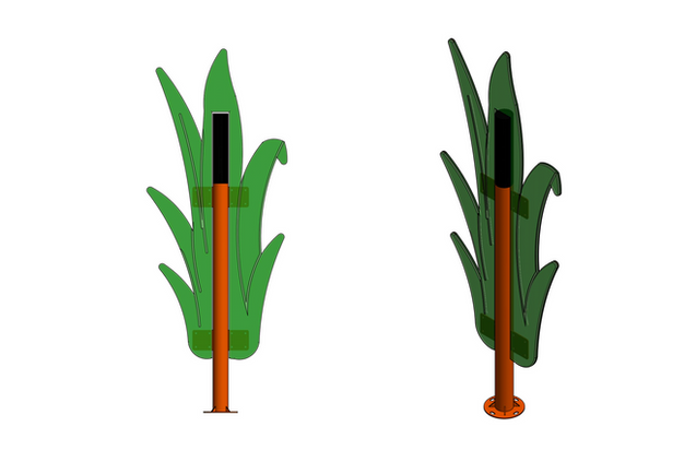 PLAYSPLASH GRASS SPLASH   PS. 21007