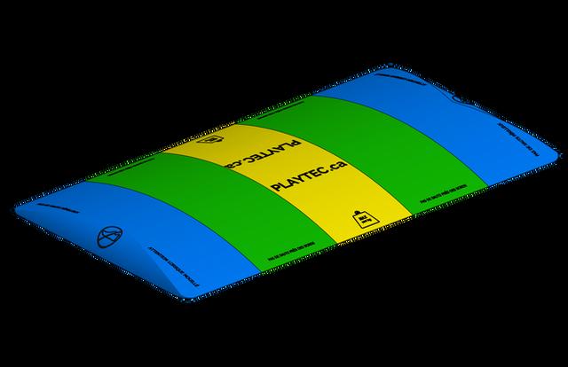 Trampoline géant 35 X 100