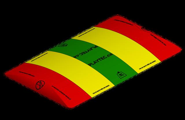 Trampoline géant 35 X 65