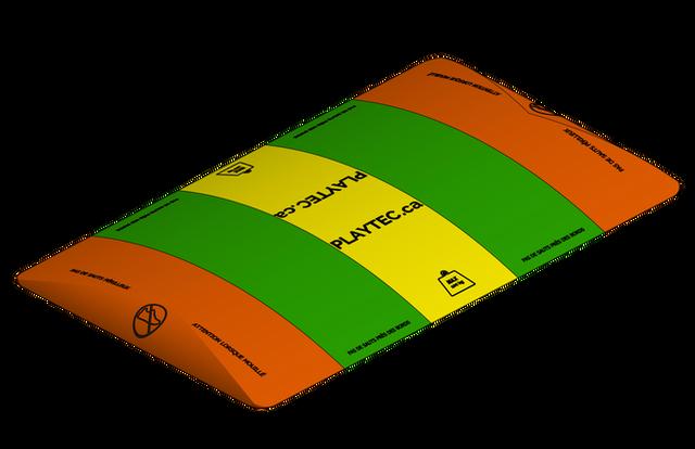 Trampoline géant 35 X 70