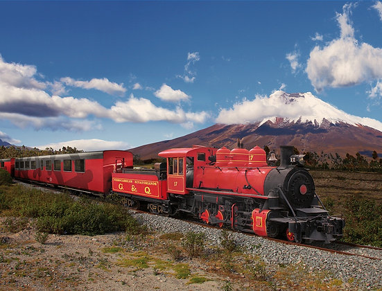 6 Days from Highlands to Coast with Train Rides