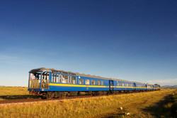 Train ride to Cuzco