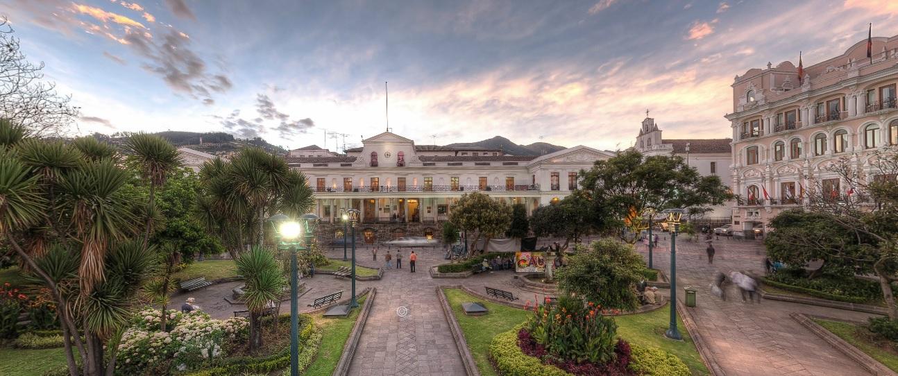 Quito Unesco Cultural Heritage