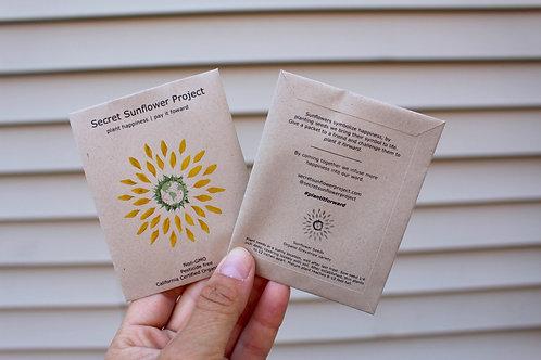 Sunflower Seeds (2 packs)