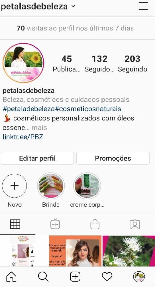instagram @petalasdebeleza