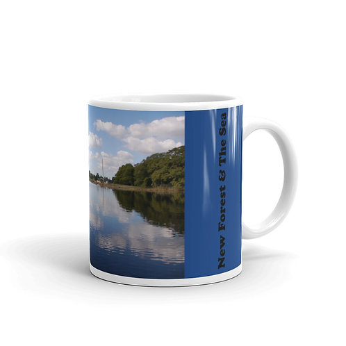 New Forest and The Sea Mug Beaulieu River