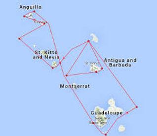 RORC Caribbean 600 Racing Around 11 Caribbean Islands - Race Berths available with The Salamander Sailing Adventure