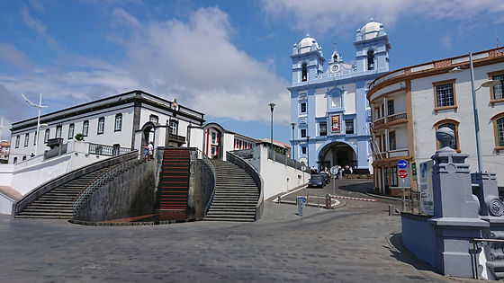 Visiting Angra Do Heroism Terceira Azores ARC Atlantic crossing with The Salamander Sailing Adventure a well-known ARC participant to experience life on board blue water sailing yacht which has already circumnavigated the world and completed ARC 2017, ARC 2018, ARC 2019, and ARC Europe 2019 Email info@thesalamandersailingadventure.com Call or Text +44 (0)7798 524111