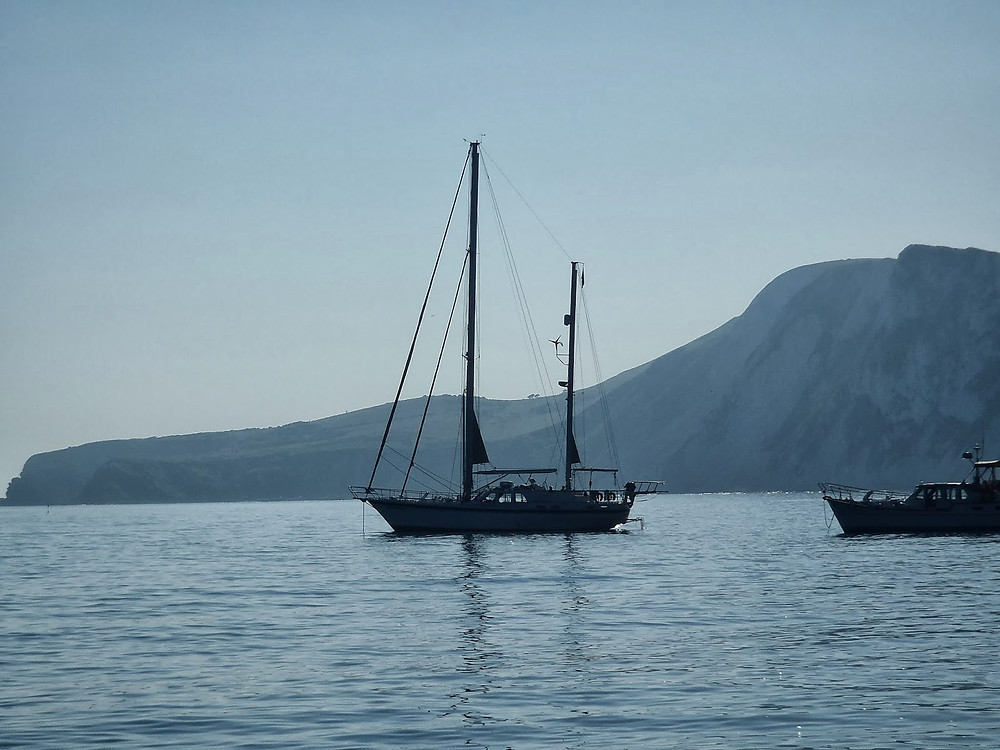 The Salamander Sailing Adventure - Worbarrow Bay, Jurassic Coast, Dorset