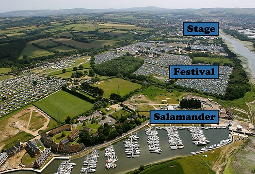 The Isle of Wight Festival VIP hospitality Accommodation The best place to stay for the Isle of Wight Festival The nearest place to stay for the Isle of Wight Festival is with The Salamander Sailing Adventure Nautical Accommodation in the Island Harbour Marina adjacent to the Festival site #GetInTouch2GetOnBoard +44 (0)7798 524111