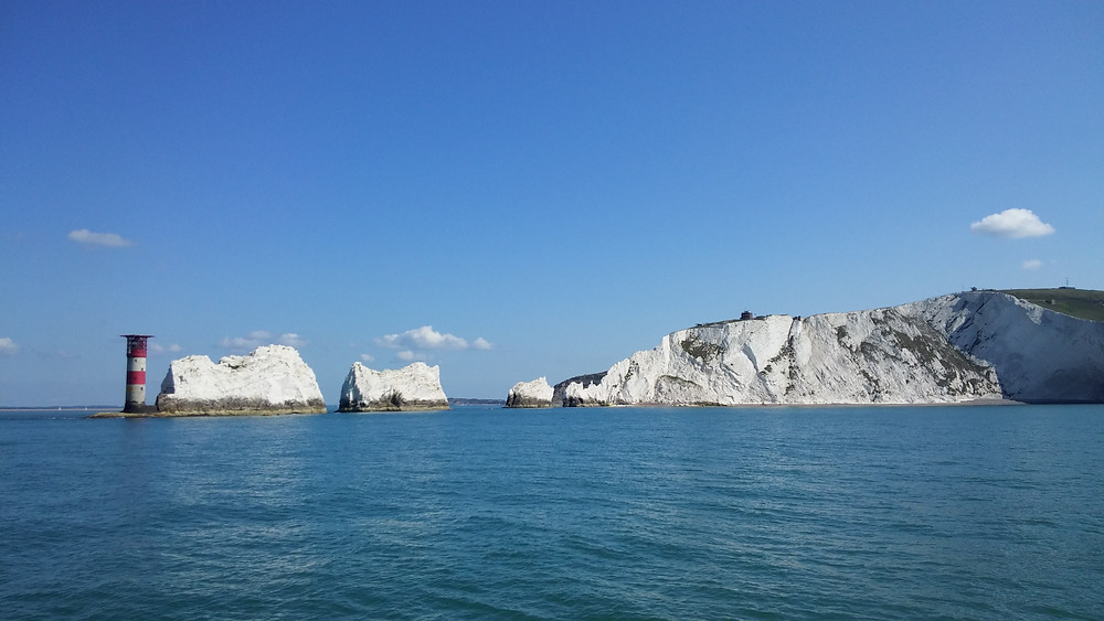 The Salamander Sailing Adventure - The Needles Isle of Wight - Yacht Charter - Day Sail