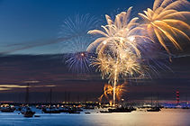 Choose the Salamander Spectator Boat to see Cowes Week Fireworks with The Salamander Sailing Adventure Cowes Week Fireworks Tapas and Cocktails Cruise with 5 star VIP Corporate Hospitality the best way to see the famous fireworks and air display #GetInTouch2GetOnBoard +44 (0)7798 524111