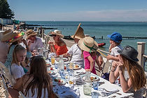 Gastronomy Cowes and The Salamander Sail