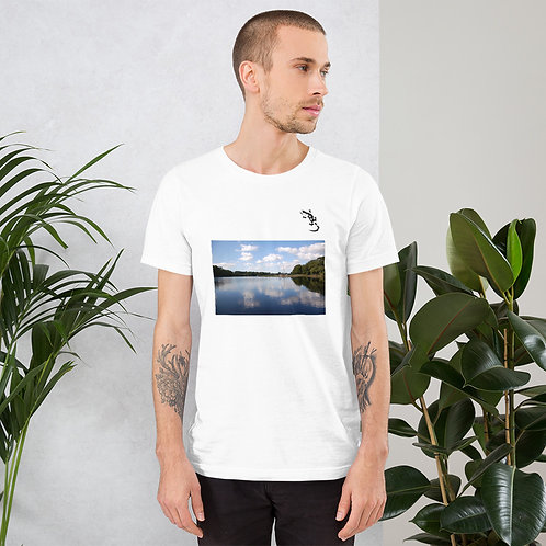 New Forest and The Sea Store Short-Sleeve Unisex T-Shirt