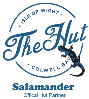 The Needles and The Hut Boat Trip with The Salamander Sailing Adventure your Official Hut Partner to get you to The Hut for lunch or dinner