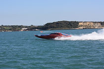 Spectator Boat Cowes Torquay Cowes Classic Offshore Powerboat Race with The Salamander Sailing Adventure with VIP Corporate Hospitality for thrilling on the water spectating #GetInTouch2GetOnBoard +(0) 7798 524111