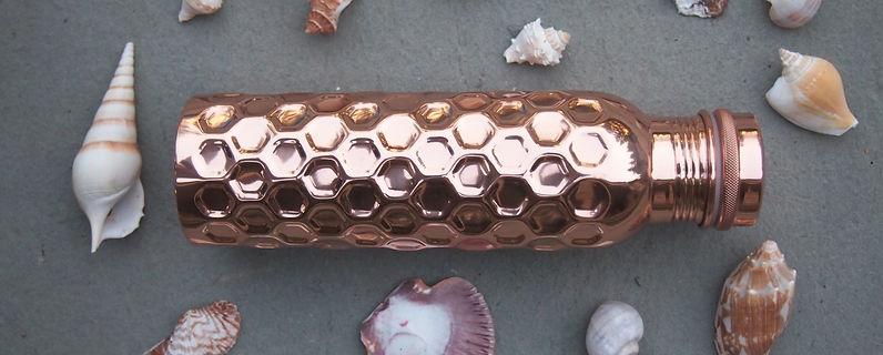 Taamba Copper Bottle