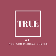 TRUE at Wolfson Medical Center Logo.png