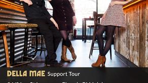 Della Mae Support Tour
