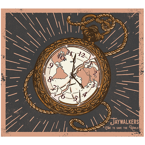 Time to Save the World CD