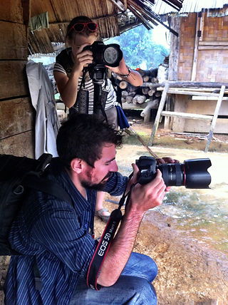Alex Willson, Amanda Clifford, Wandering Cameras, Laos, Learn To Live