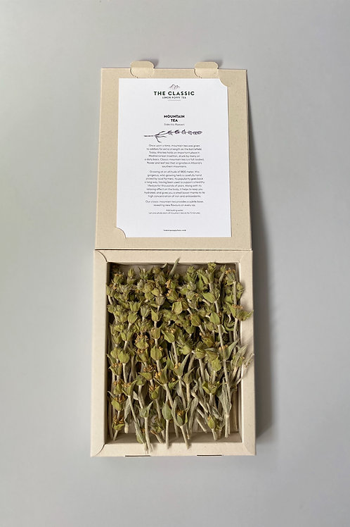 Lemon Poppy Tea: The Classic